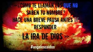 Ángeles caídos - La ira de Dios