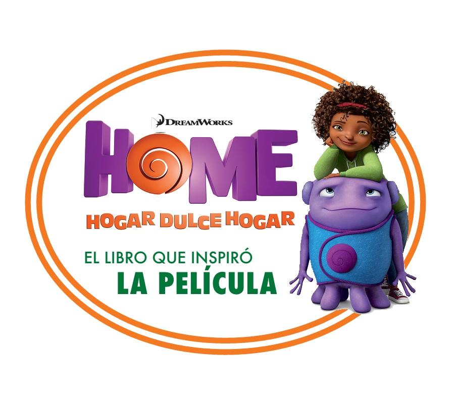 Pegatina - HOME