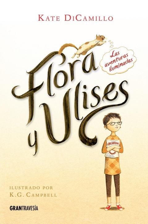 Portada de Flora y Ulises