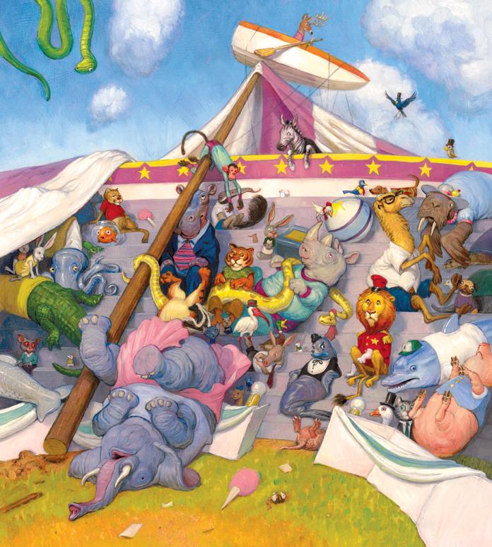 Álbumes ilustrados de Adam Rex (2)