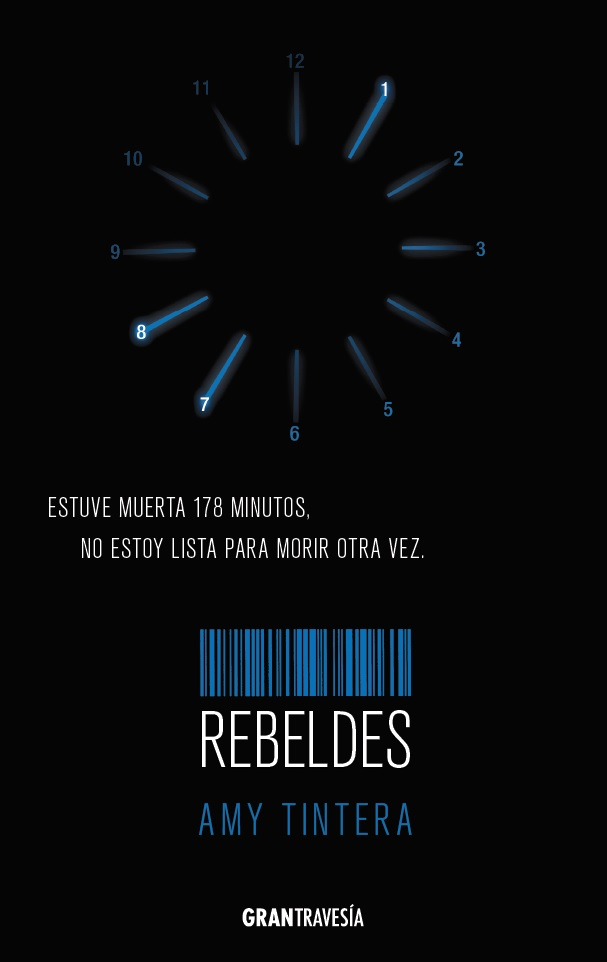 Portada de Rebeldes