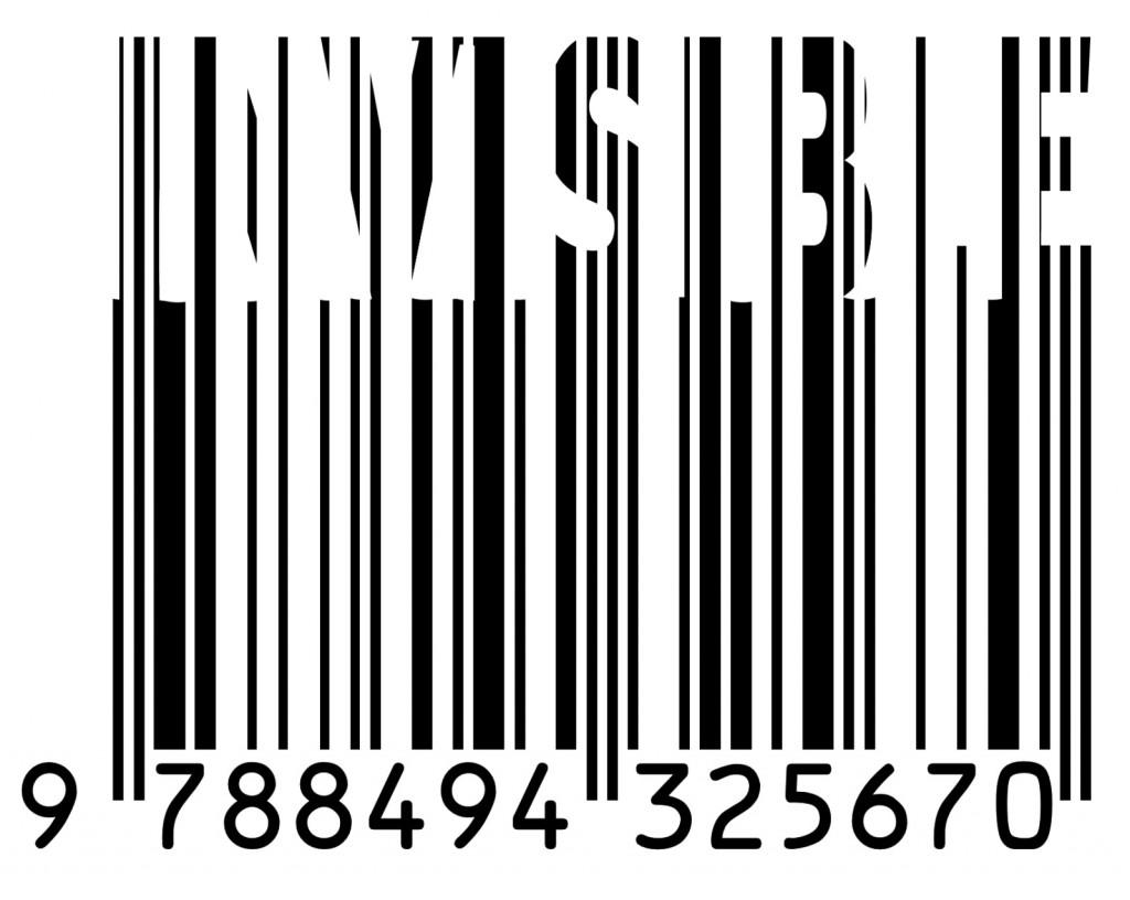 Código de barras de Cómo hacerse invisible
