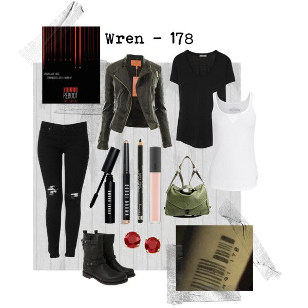 Reboot inspired Polyvore Set by avita439 on Polyvore