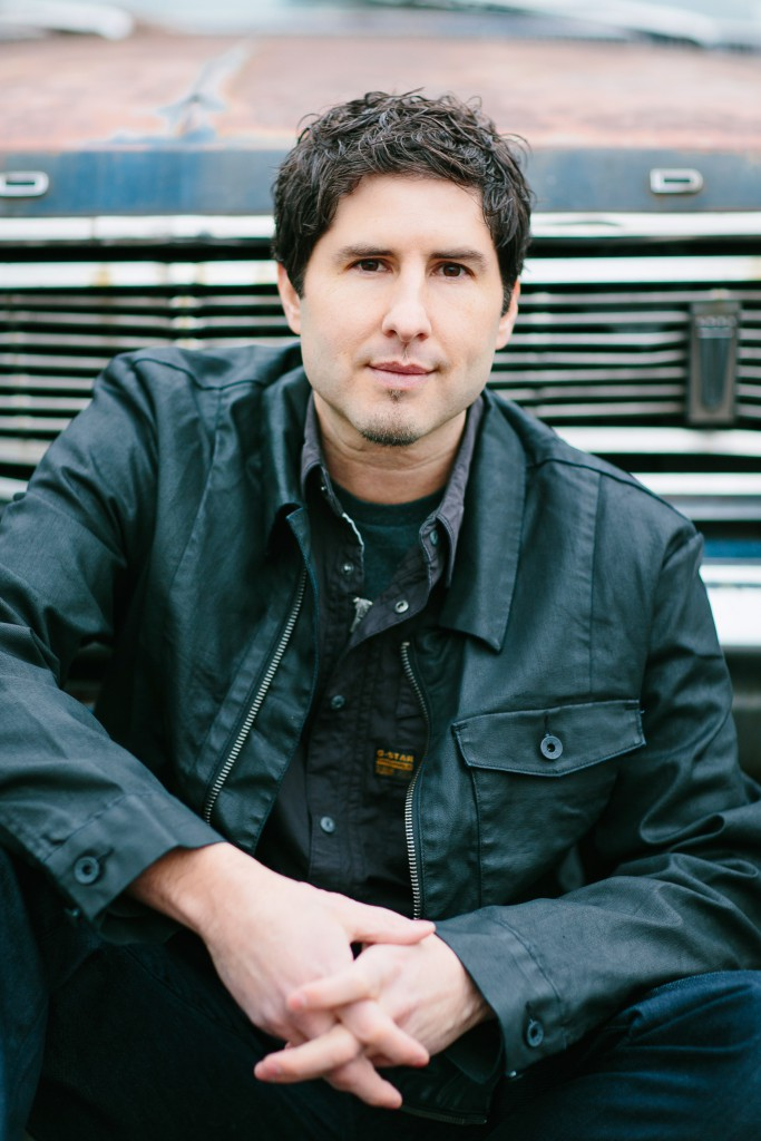Matt de la Peña. Copyright Heather Waraksa