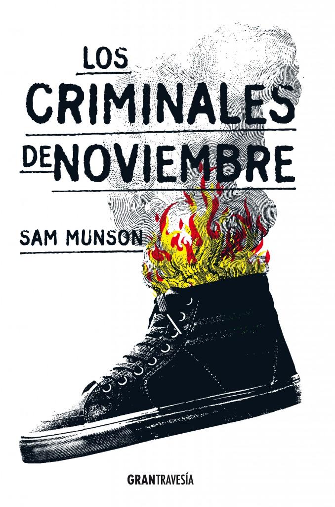 Portada de Los criminales de noviembre