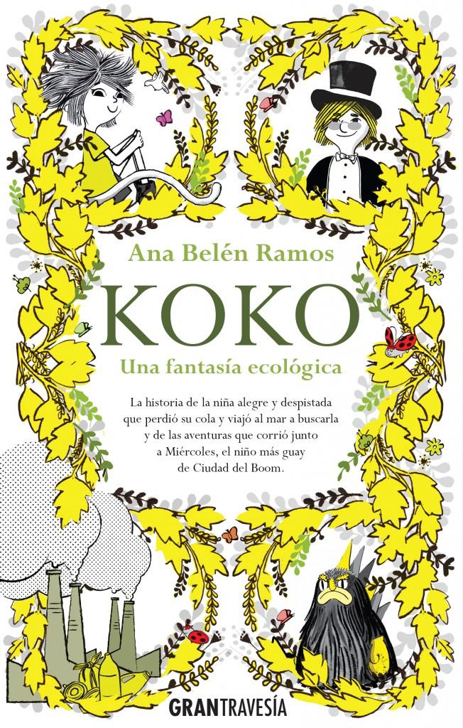 Portada de Koko