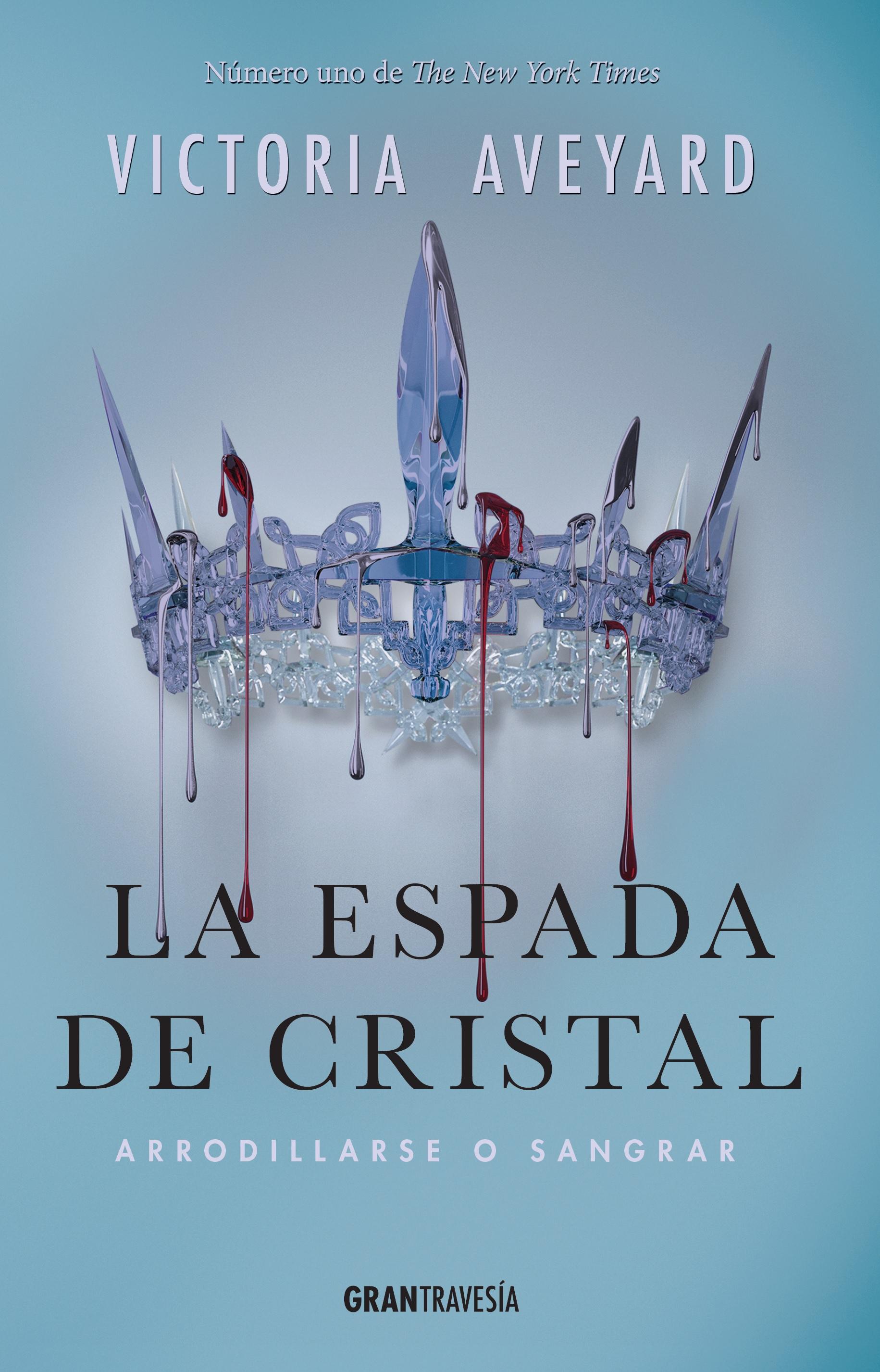 Resultado de imagen de la espada de cristal