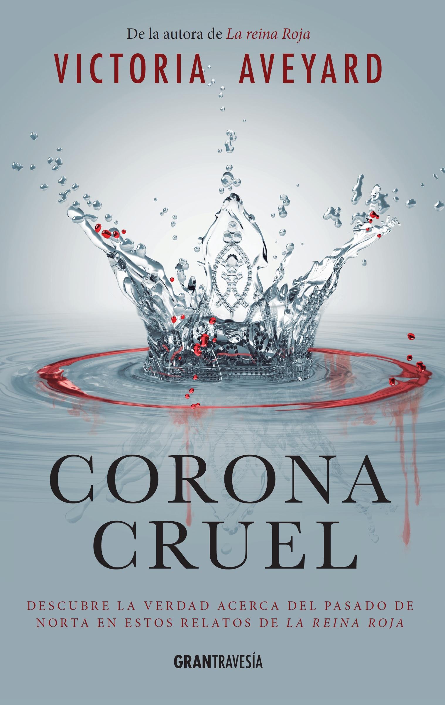 Resultado de imagen de portada corona cruel
