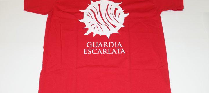 CONCURSO: ¡Camisetas de La Guardia Escarlata!